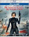 Resident Evil: Retribution - Blu-ray 3D