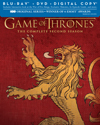 Game of Thrones: 2nd Season BBY Exclusive Lannister Packaging. - Blu-ray Disc