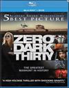Zero Dark Thirty - Widescreen AC3 Dolby - Blu-ray Disc