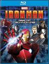 Iron Man: Rise of Technovore - Widescreen AC3 - Blu-ray Disc