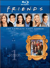 Friends: The Complete First Season [2 Discs] - AC3 - Blu-ray Disc