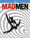 Mad Men: Season Four [3 Discs] [Blu-ray] - Widescreen Subtitle AC3 Dolby Dts