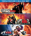 Spy Kids Triple Feature (3 Disc) - Widescreen Dubbed Subtitle AC3