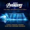 Marvel Cinematic Universe Phase One: Avengers Assembled [10 Discs / Blu-ray] - Blu-ray Disc