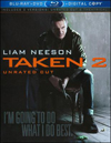 Taken 2 - Widescreen AC3 Dolby Dts - Blu-ray Disc