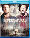 Supernatural: 4th Season With Exclusive Lenticular Packaging -