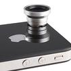 AGPtek - 0.67x Wide Angle Super Macro Lens Designed for Apple iPhone 4 Nano 4G iPad