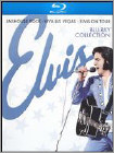 Elvis Blu-ray Collection: Jailhouse Rock/Viva Las Vegas/Elvis on Tour [3 Discs] - Collector's AC3 Dolby