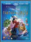 Fantasia/Fantasia 2000 [4 Discs] [Blu-ray/DVD] - Widescreen Fullscreen