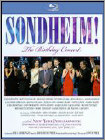 Sondheim!: The Birthday Concert - Widescreen AC3 Dolby Dts