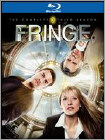 Fringe: The Complete Third Season [4 Discs] [Blu-ray] - Widescreen Dubbed Subtitle