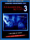 Paranormal Activity 3 (2 Disc) (W/Dvd) (Rated) - Widescreen