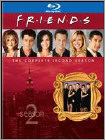 Friends: The Complete Second Season [2 Discs] [Blu-ray] - AC3 - Blu-ray Disc