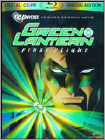 Green Lantern: First Flight - Widescreen Dubbed AC3 Special